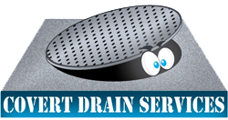 Covert Drain Services Logo