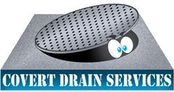 Covert Drain Services Logo